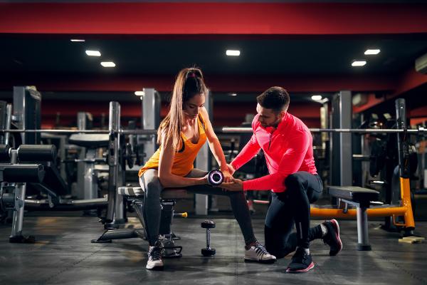 Personal Trainer Ausbildung bei fit4coaching